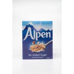 Alpen No Sugar Added Muesli 560g